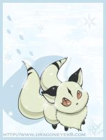 Snowflakes by DragonEyes9