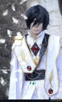 Lelouch [Code Geass] cosplay by Kyo by jiocosplay