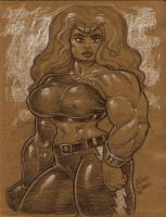 Thundra by MarkMoore