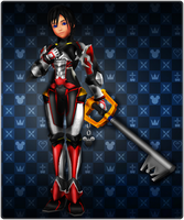 [MMD] Armored Xion + DL by RoxasXIIIAxelVIII