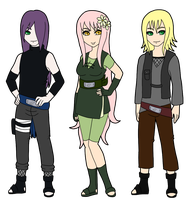 Custom Adoptables for EffloresenceOfTruth by Thongchan