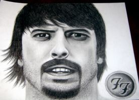 Dave Grohl by lpepidemic