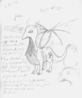 Jakes the Dragon by BullSwag