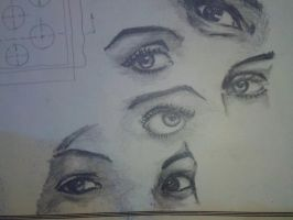 eyes study by abdul22nasir