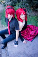 Teto and Ted Magnet Version -20 by DamianNada