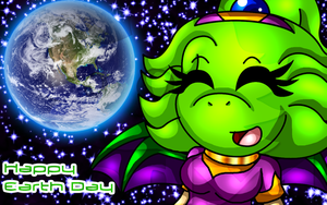 Arrow Wishes you a Happy Earth Day by spdy4