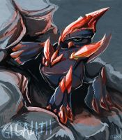 GIGALITH by edface