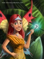The Tooth Fairy by mregina