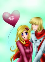 Happy Valentine's by VivlandiBasil