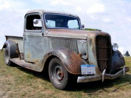 Built Ford Tough by colts4us