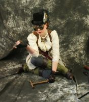 Steam punk 7 by magikstock