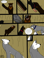 Wolf tracks page 85 by alicesapphriehail