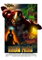 Iron Man by Kmadden2004