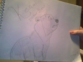 Kenai - Requested By TaryneRhedey by Angelicsweetheart