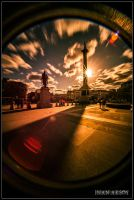 Trafalgar Square - London by dynamick