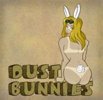 Dust Bunnies Commission by Poeso
