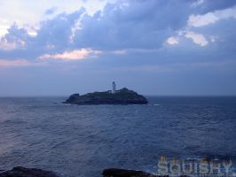 Goodrevey Lighthouse by squishy2004