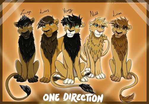 One Direction by Thealess
