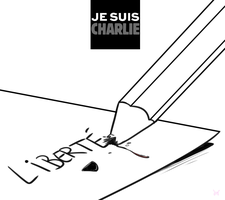 Je suis Charlie by Bally-Vhern