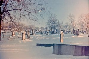 dormant cemetary by blackblessing