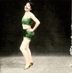 Dancing Girl Colorized Animation by ajax1946