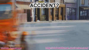 Accident ? by violeta95chan