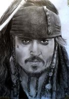 Jack Sparrow by Musmy94