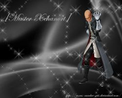 KH Wallpaper - Master Xehanort by Roxas-Number-XIII
