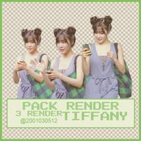 [20150913] PACK RENDER TIFFANY by 2001030512