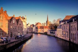 Postcards from Brugge by siddhartha19