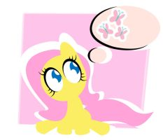 Fluttershy v2 by papaudopoulos69