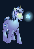 Static-Mist Vector by VioletNightfire