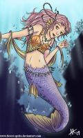 The Other Mermaid by Forest-Sprite