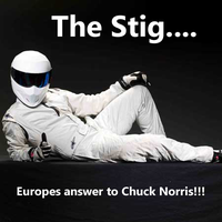 The Stig by Hades-O-Bannon