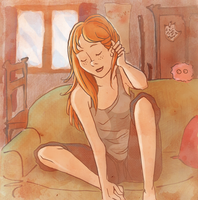 Little Ginny by Myrrha-Silvenia