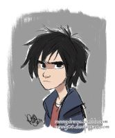 Quick Hiro Study by Renny08