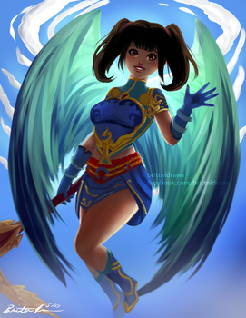 Jing Wei by BrittniDraws