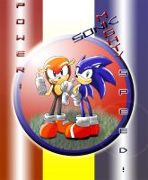 Sonic and Mighty by Tigerfog