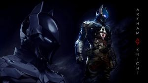 The Arkham Knight Wallpaper V.2 by Odinsdeath
