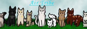 Chibi Tribe by Captain-Clover