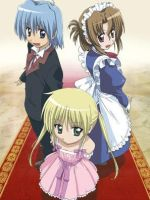 Hayate no Gotoku by Anime-Fan-Addicts