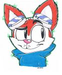 Blinx The Timeweeper by Sonic-Suzy
