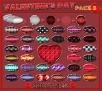 Valentine's Day    Styles Ps    Pack 3 by Tetelle-passion
