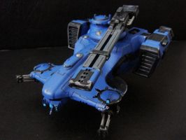 tau hammerhead battle tank by thevampiredio