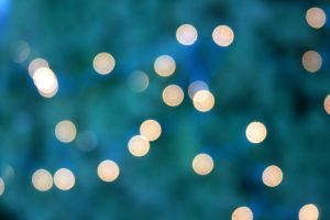 peacock bokeh by miss-deathwish-stock