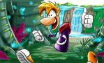 Rayman is back by Neon-BaNdIcOoT