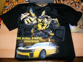-My New Bee Shirt- by Rumblebee88