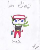 Cave Story Quote chibi for thelynxwarrior by Cloudie-Skye