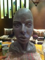 WIP Anglina Jolie by emaghrabi