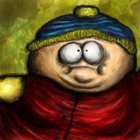 Fatass Cartman by BinaryDood